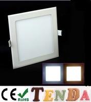 AC85-265V  3w/4W/6W/9W/12W/15W/18W SMD2835 led panel lighting  ,Warm /Cool white,lighting Free shipping
