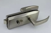 Glass Door Lock with high quality