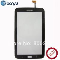 For Samsung Galaxy Tap 3 T211 SM-T211 P3200 touch screen digitizer Black color with free shipping