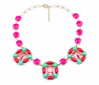 Fashion fashion accessories medium-long bohemia pendant necklace