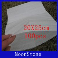 free shipping 100pcs/lot Bags,Pouches packaging,PE bubble bags,20X25cm,whole sale!