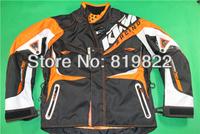 2014 New Arrival KTM Cross Country Motorcross Jacket Motorcycle Racing jacket Motorbike racing suit clothing M L XL