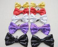 On sale Paillette bow tie dance magic child general bow tie general bow tie