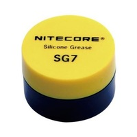 1pc Hot Sale NiteCore SG7 Silicone Grease (5g) For All Flashlight + Free Shipping