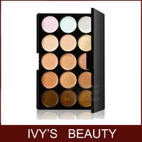 Professional Salon/Party 15 Colors Contour Palette Face Cream Makeup Concealer Palette Contouring Makup Palette