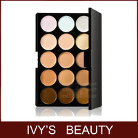 Professional Salon/Party 15 Colors Contour Palette Face Cream Makeup Concealer Palette Contouring Makup Palette