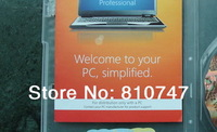Free shipping by EMS wholesale 5pcs/lot W1N-seven-PR0 0EM software english version