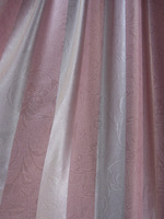 Stripe quality living room curtain bedroom curtain thickening of the whole dodechedron finished products