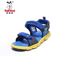 Compound sole male child sandals BOB DOG children shoes male child sandals outdoor beach sandals 37632