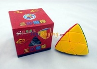 wholesale 18pcs/lot Shengshou Mastermorphix 3x3 Pillow Shape Zongzi Cube Twist puzzle Educational toy +Free Shipping