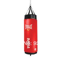 Latest styles MMA boxing sandbag /Red boxing  punching bags / muay thai boxing bag  /Sanda Training sandbag115cm (empty bag)