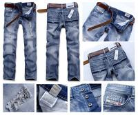 2014 New DSL Free Shipping,Men's Jeans, autumn-winter brand jeans men,hot sale,famaous brand jeans,denim jeans