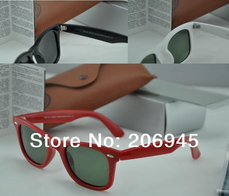 1pcs good quality classic retro sunglasses , men women polarized sunglasses 2140 , metal hinges(China (Mainland))