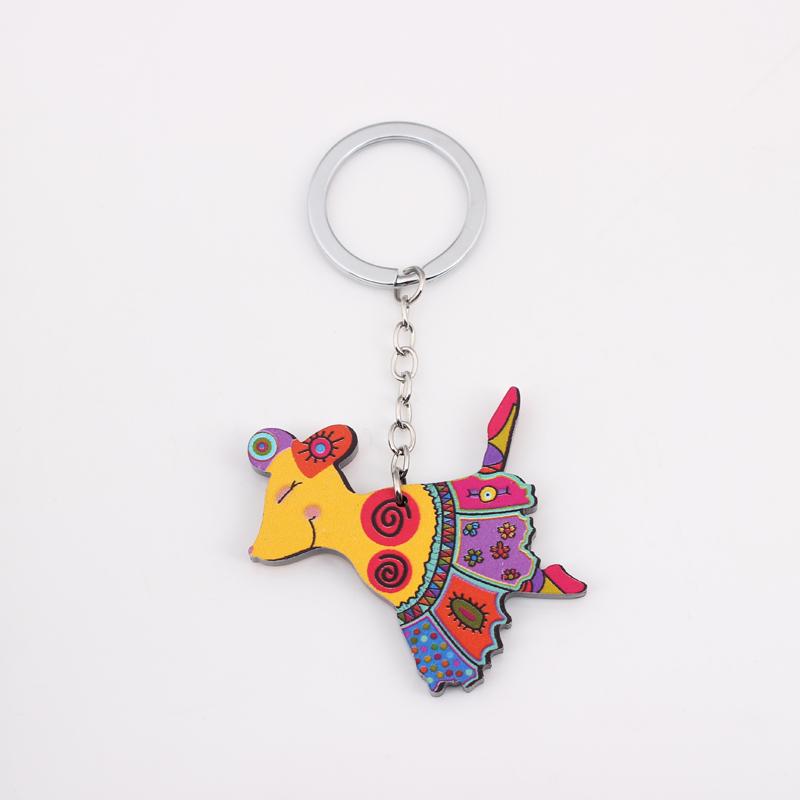 Cute Lovely Acrylic Souvenir Best Gift For Girls Woman Men Jewelry Car