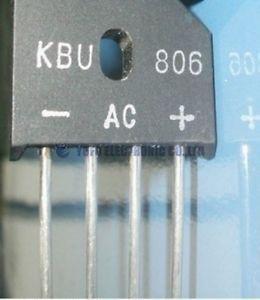 Цена KBU806
