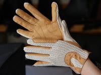 Professional line gloves women's riding gloves knight gloves pigskin