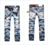 2014 New Hot DSL Free Shipping,Men's Jeans, autumn-winter brand jeans men,hot sale,famaous brand jeans,men denim jeans