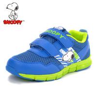 Snoopy children  boys  girls  autumn velcro light breathable child sport  fashion children  shoes