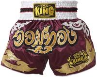 Top king muay thai shorts tktbs-066 muay thai shorts pants original supplies