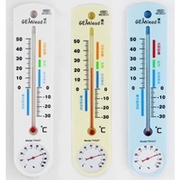 Th337 hygrometer cmc indoor thermometer hygrometer high precision wall-mounted