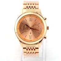 2014 New Kors Watches Roman dial Luxury Japan movement Women Ladies Dress Watches Clock Quartz WristWatch Hours Drop Shipping