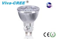 Viva-CREE top/2pcs GU10 LED 12w 620 lumen,Energy saving 90% down lamp,Super bright Equivalent to 70w