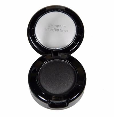 Free Shipping Hot Sale Black Soft-Light Shine Eye Shadow Luminous Glitter Shimmer Radiant Natural Long-lasting Brighten 75(China (Mainland))