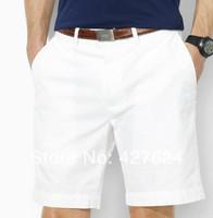 Free Shipping 2013 brand Summer men's shorts short pants suit pants five minutes casual men beach pants