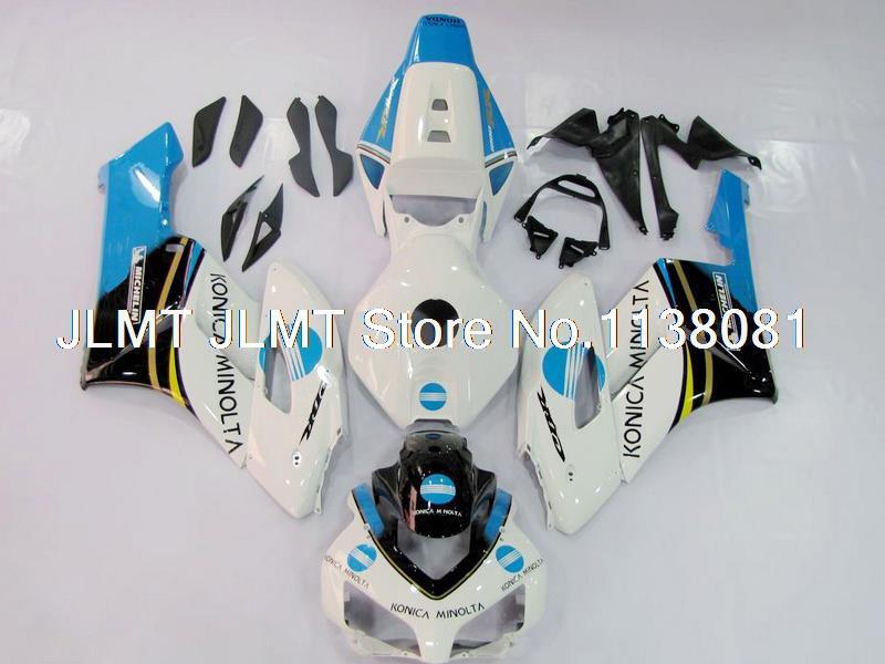 Мото обвесы JLMT 2004 CBR1000RR Konica Minolta Honda CBR1000RR 2005 04 05