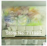 Free shipping custom wallpaper mural decoration cozy bedroom TV background wallpaper arts flicks