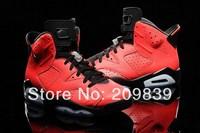 Super Quality J6 Mens Basketball Shoes For Sale Name Brand 2014 New Toro Bravo Man Retro VI J 6 Athletic