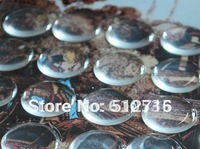 10000pc clear EPOXY STICKER 25MM CLEAR BOTTLE CAP ADHESIVE CIRCLES STICKERS free shipping #04