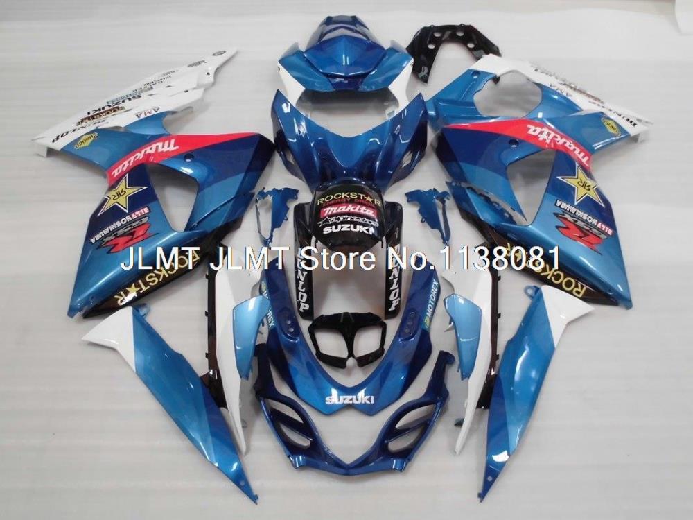 Мото обвесы JLMT K9 2011 09/12 GSXR1000 Suzuki GSXR1000
