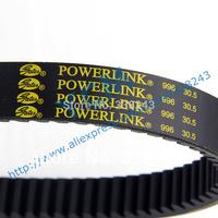 POWERLINK 996*30.5 Drive Belt,Scooter Engine Belt,Belt for Scooter,Gates CVT Belt, Free Shipping