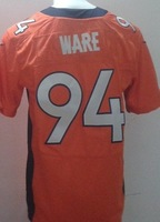 Denver 94 DeMarcus Ware football jersey new forBroncosJersey wholesale accept mix order free shipping by DHL just 4 workdays