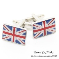 Hot Sale! Free Shipping - The Union Flag Cufflinks