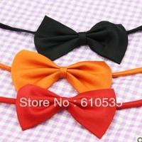10pc Adjustable Pet Dog Cat Handsome Bow Tie Necktie Neck Collar Cute gift 15colours #P05