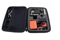 free shipping Gopro medium size Storage box storage case collection 22cmx17cmx6cm