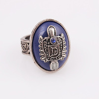 1343#Min.order is $10 (mix order), Europe and the United States jewelry,  HOT Vampire ring.
