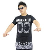 HEY GUYS Fashion black 00  long shirt style hip hop streetwaer  men brand t shirt  women t-shirts hot sale dress tshirt