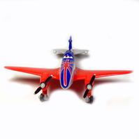 Wholesale Pixar Planes No.11 Bulldog Metal 1:55 Planes Loose Toy -P23