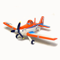 Wholesale Pixar Planes No.7 Dusty  Metal 1:55 Planes Loose Toy -P6