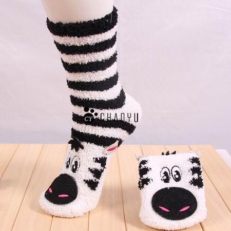 The Yarn Knotzi: crisscross strap SWS slippers