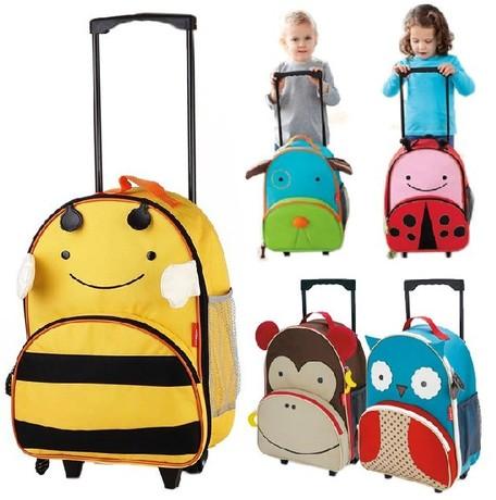 ... Cartoon-Animal-Zoo-avec-des-roues-Sac-Voyage-bagages-à-roulettes.jpg