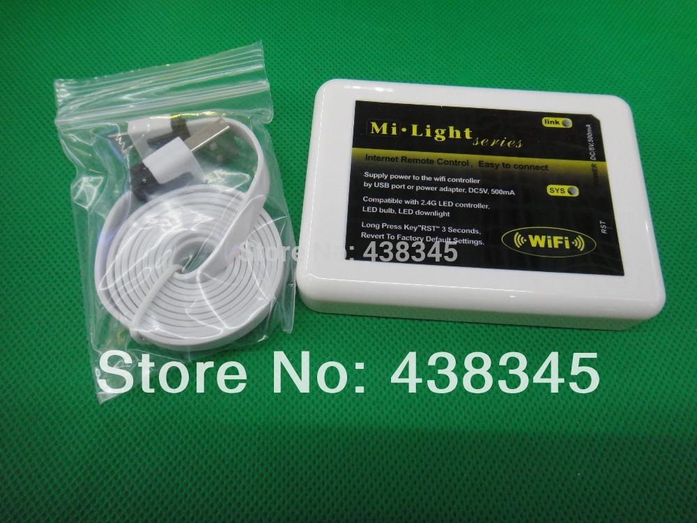 New 2014 Led Rgb Controller Wifi 2.4G RGBW Led Bulb Lamps Wifi Led RF Remote Midi Controller controle remoto Free shipping(China (Mainland))