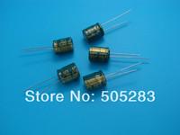 Free Shipping 50PCS sanyo 6.3V 1500UF 10x12.5 WG Aluminum Capacitor 1500UF/6.3V
