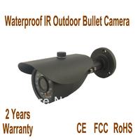 1/3 sony ccd 480tvl cctv infrared bullet camera