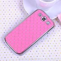 For samsung   i9300 rhinestone phone case i9308 s3 diamond protective case shell mantianxing