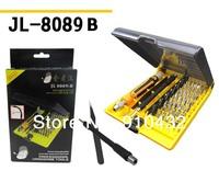 45-in-1 Professional Hardware Screw Driver Tool Kit Jl-8089B Freeshipping Dropshipping Wholesale