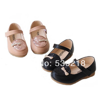2014 Spring New Princess Kids Shoes For Girls/Korea Style Children`s Shoes Girls/Pu Leather Shoes Kids For Girls
